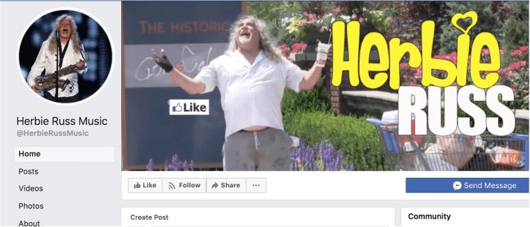 Herbie Russ | Music Influencer