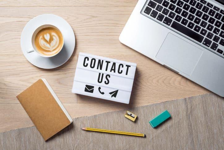 Contact Us - Influencer Info